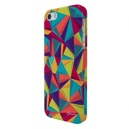 ArtsCase 3Angles by Eleaxart for Apple iPhone 5 / 5S