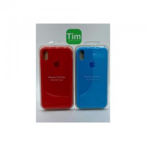 Silicone Case Para Iphone Xs Max