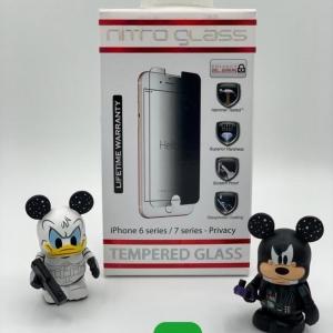 Vidrio Nitro Glass Para Iphone 6, (7) (8) (Se 2020)