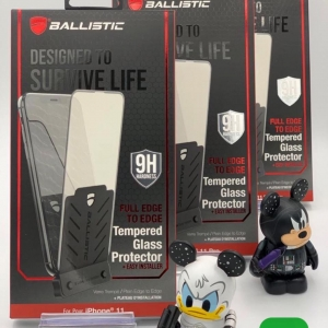 Vidrio Ballistic Para Iphone Series (11)